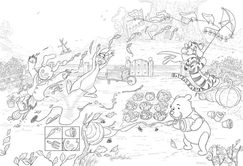 Winnie-The-Pooh Magazine
