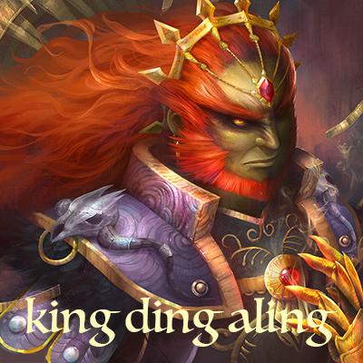king ding aling