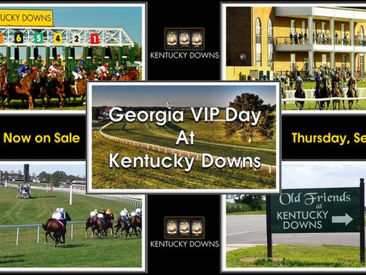 Georgia VIP Day at Kentucky Downs