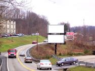 Morgantown, West Virginia 61 Static Billboard