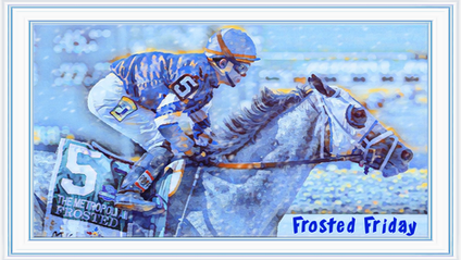 Frosted Friday