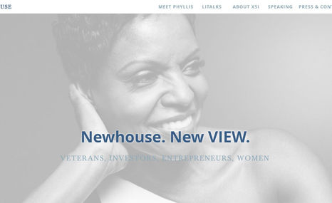 Phyllis Newhouse Passionate about women-led businesses, Phyllis New...