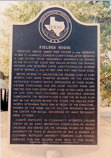 Fielder House