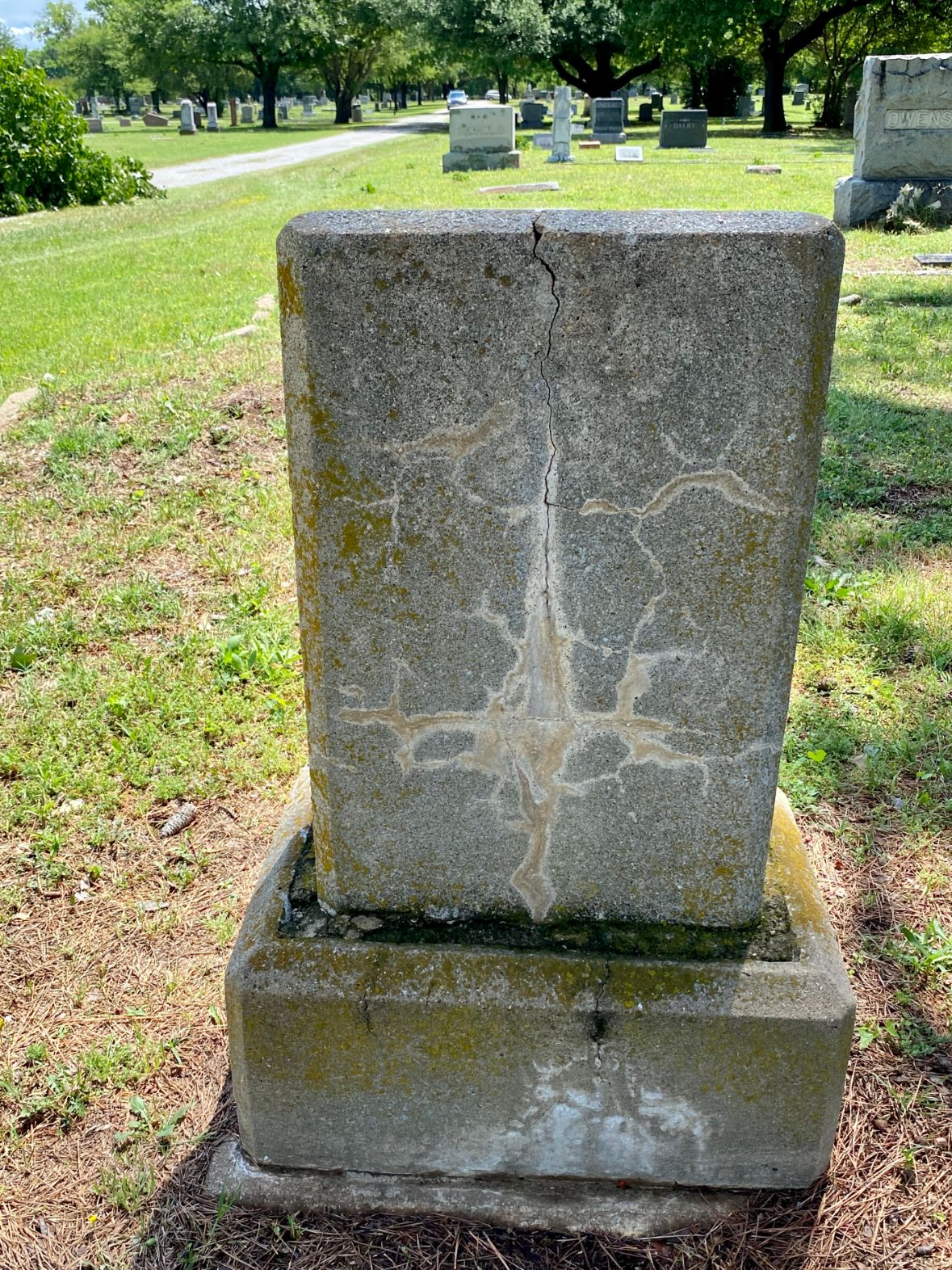 Unknown Grave 16