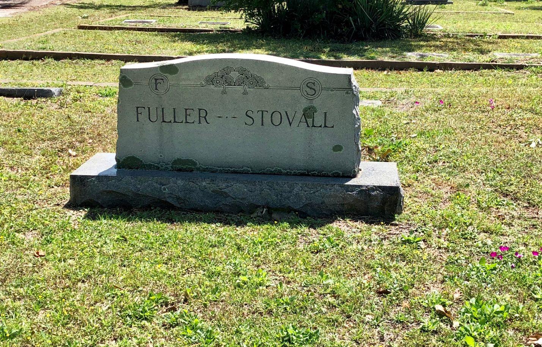 Fuller-Stovall Plott