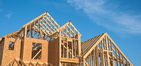 House Framing Modern Builders