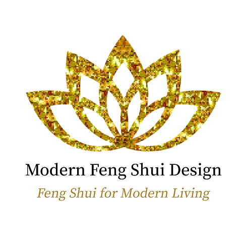 Modern Feng Shui Design Logo