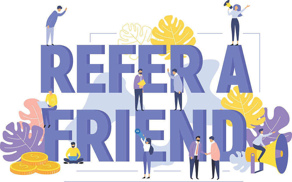 Refer a Friend to Starting Gate Marketing