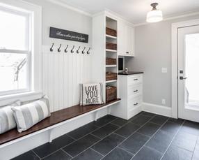 Mud / Laundry Rooms