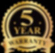 5 Year Warranty-cutout.png