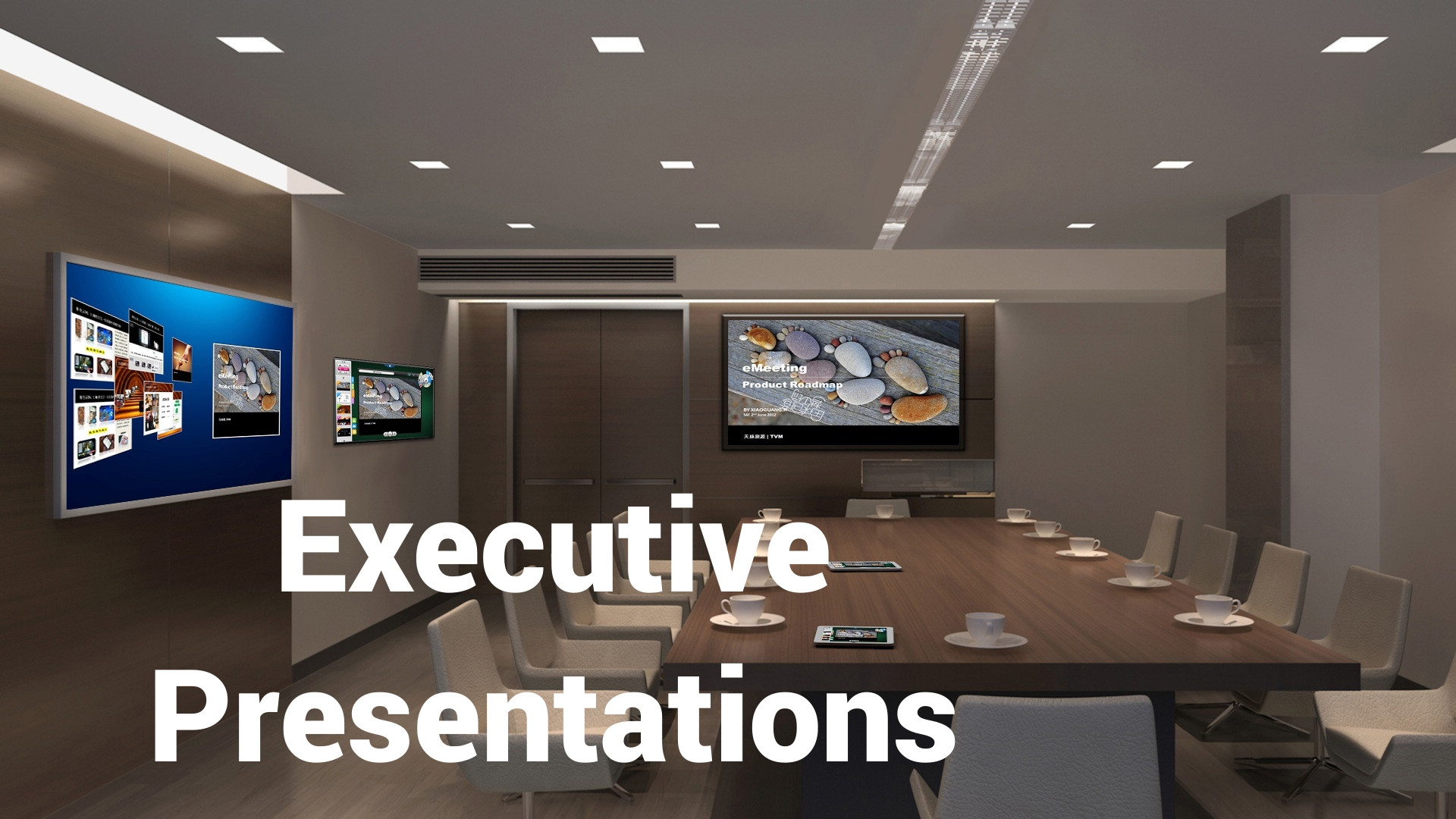 Executive Presentation by Starting Gate Marketing