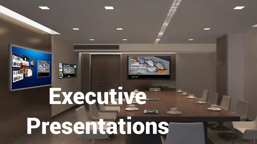 Executive Presentation by Starting Gate Marketing