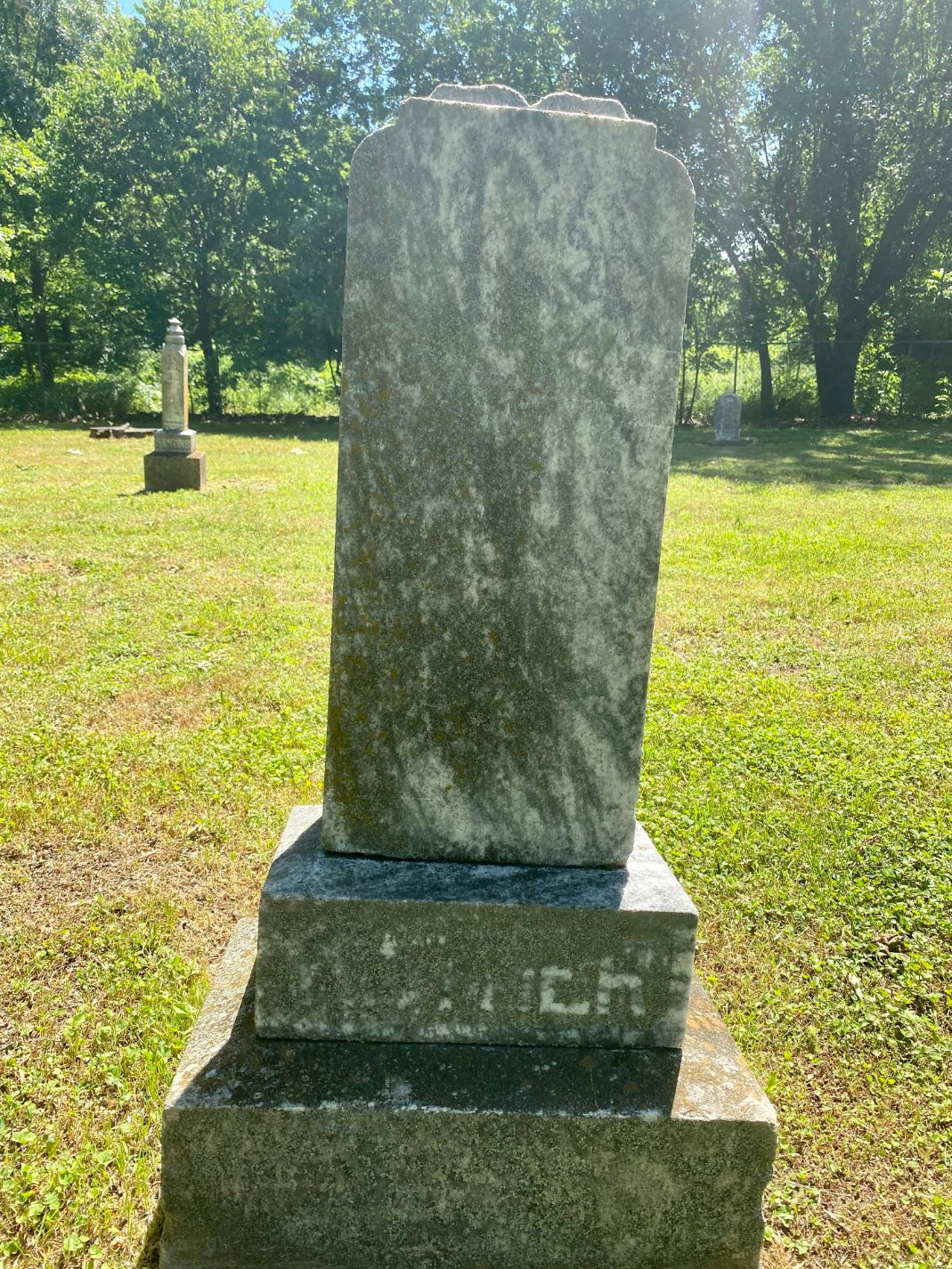 Unknown Grave 6