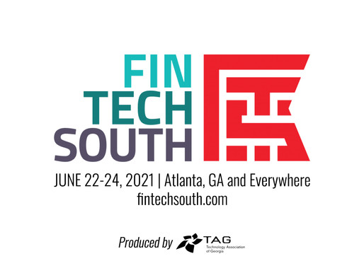 Technology Association of Georgia Announces First 100+ Speakers to Fintech South 2021 Lineup
