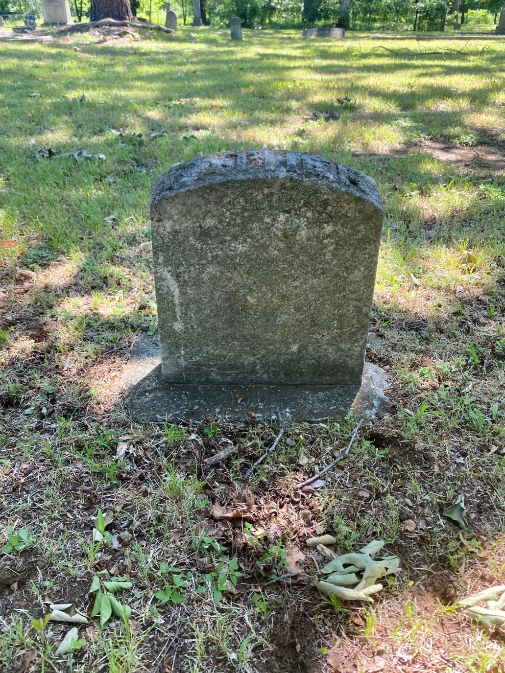 Unknown Grave 12