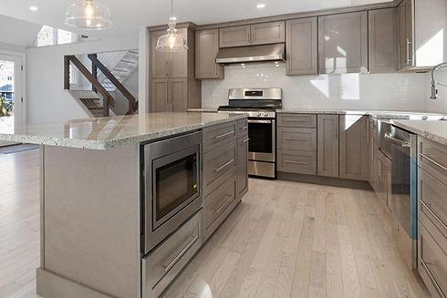 Kitchen Countertops by Sticks & Stones Kitchens