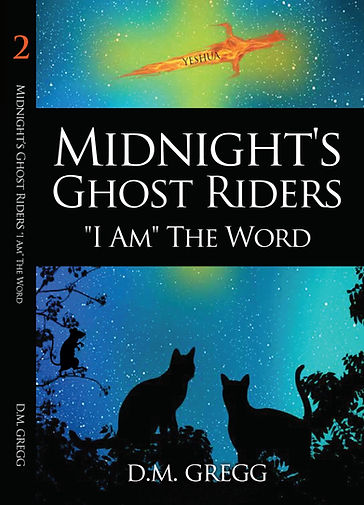 Midnight's Ghost Riders_ _I Am_ The Word