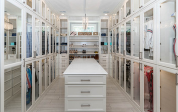 Sticks & Stones Closet Design