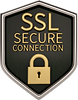 SSL Secure Certificate Badge