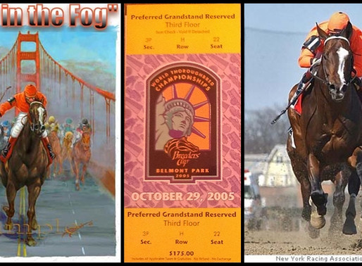 Lost In The Fog: Life, Family and The Breeders' Cup