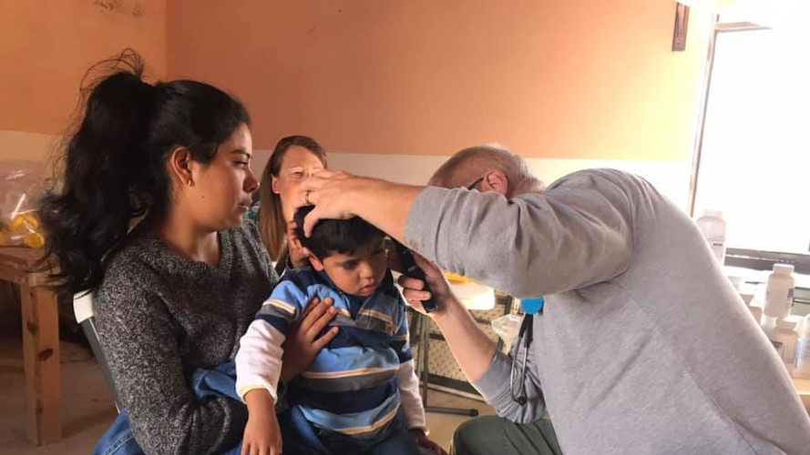 Clinic ~ Bethshean Mexico Mission