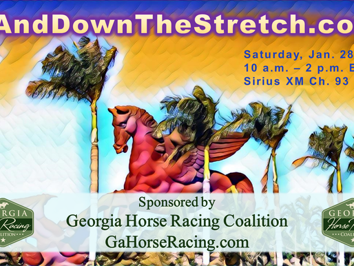 GHRC Live on AndDownTheStretch.com Pegasus World Cup Show