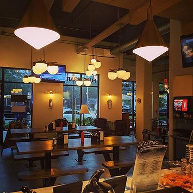 Kafenio Greek Diner Avondale Estates Int