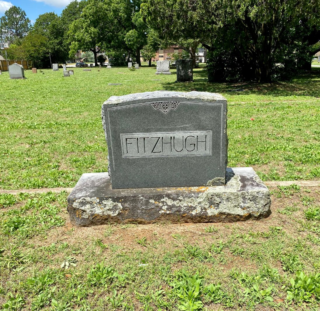 Fitzhugh Family Plot