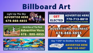 Billboard Art