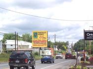 West Virginia 19 - FS Billboard