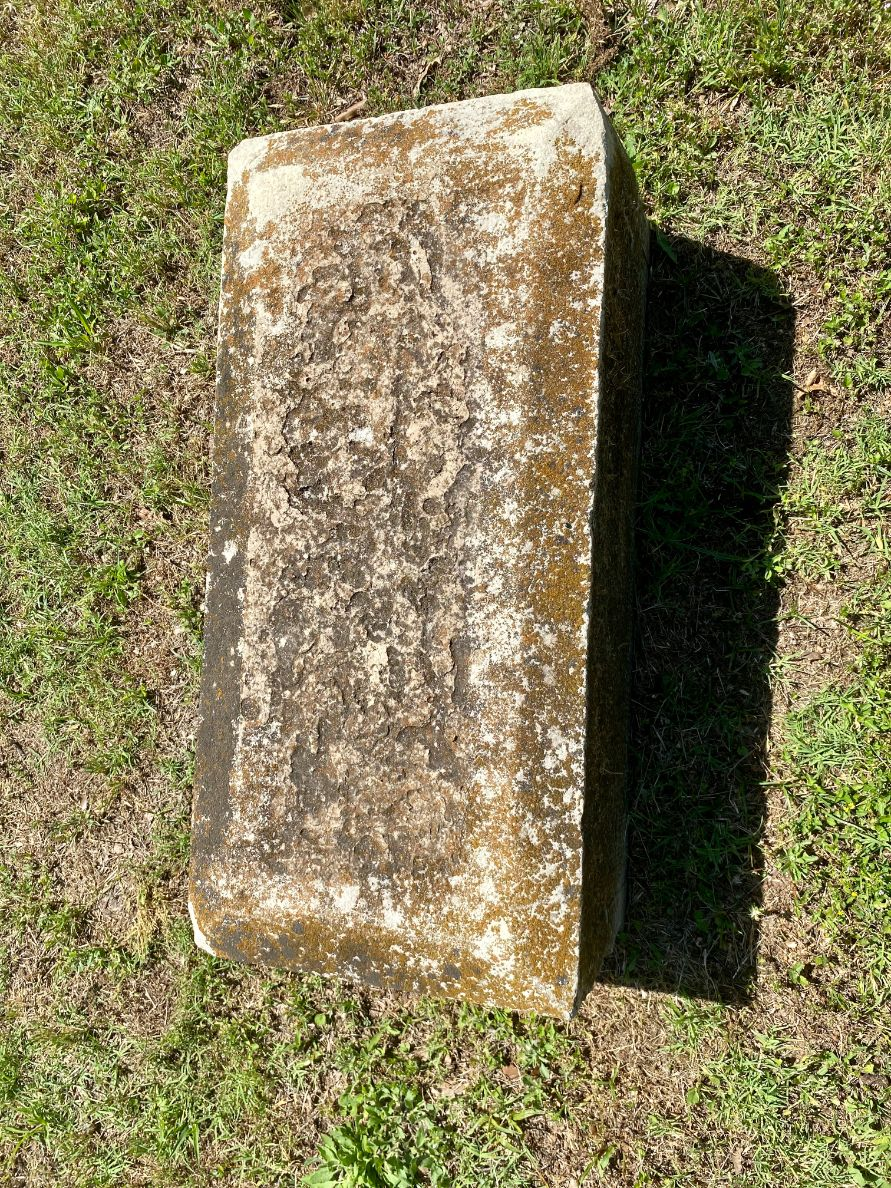 Unknown Grave 9