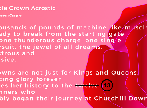 Triple Crown Acrostic