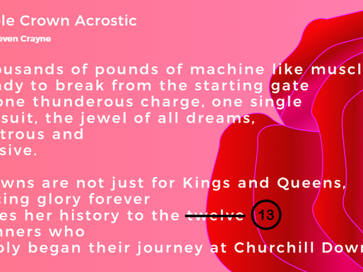 Triple Crown Acrostic