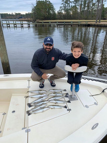 Pungo Charters - Family Fishing
