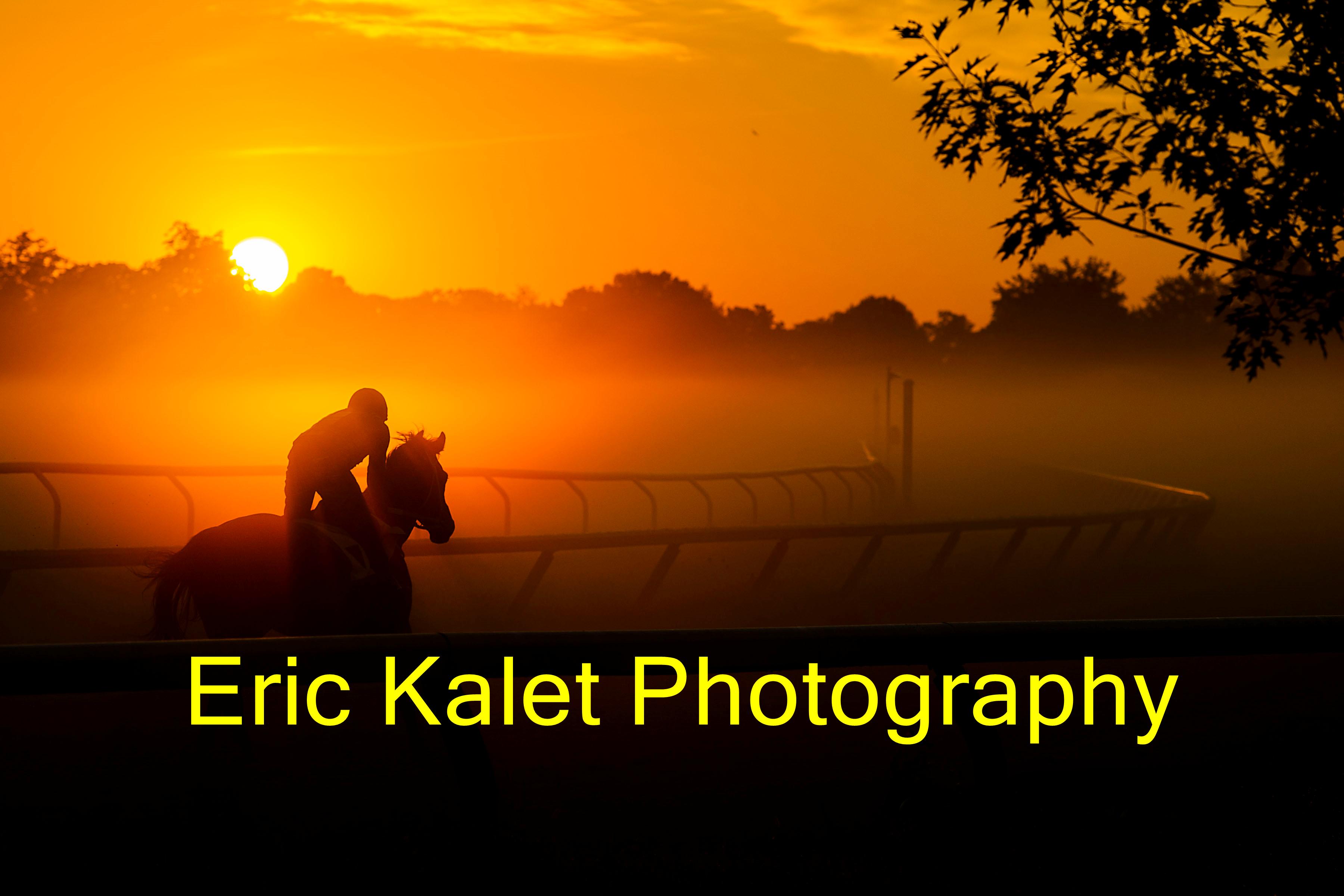 Saratoga Sunrise by Eric Kalet