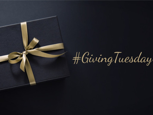 Giving Back on #GivingTuesday