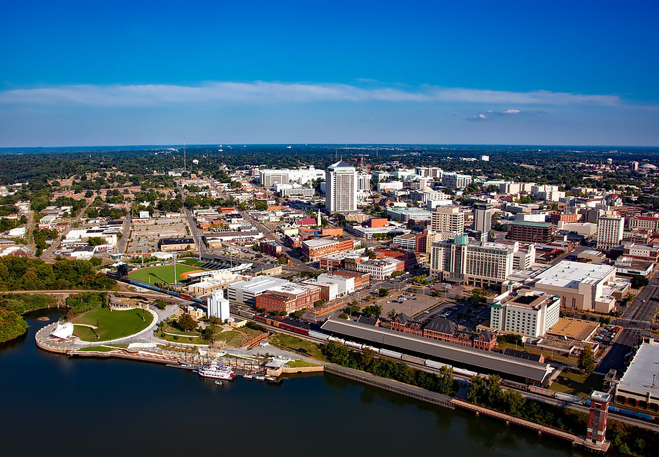 Aerial View of Montgomery