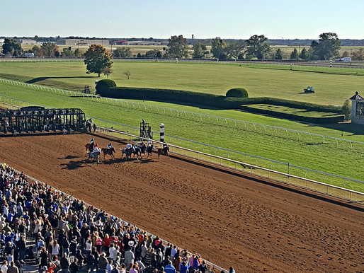 Keeneland 2016 Fall Meet Concludes with Record Attendance, Significant Increases in On-Track, All-So