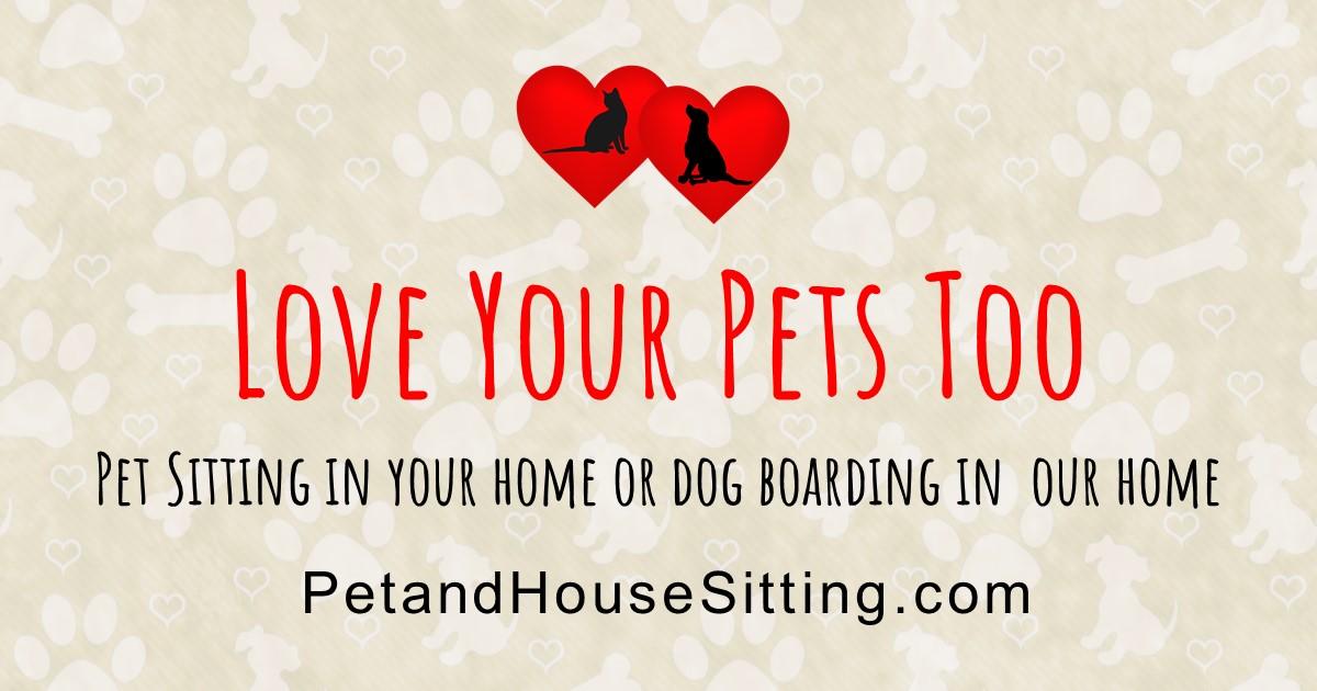 Pet Sitting & Dog Walking Services