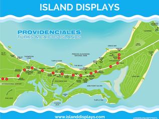 Island Displays Billboard Locations