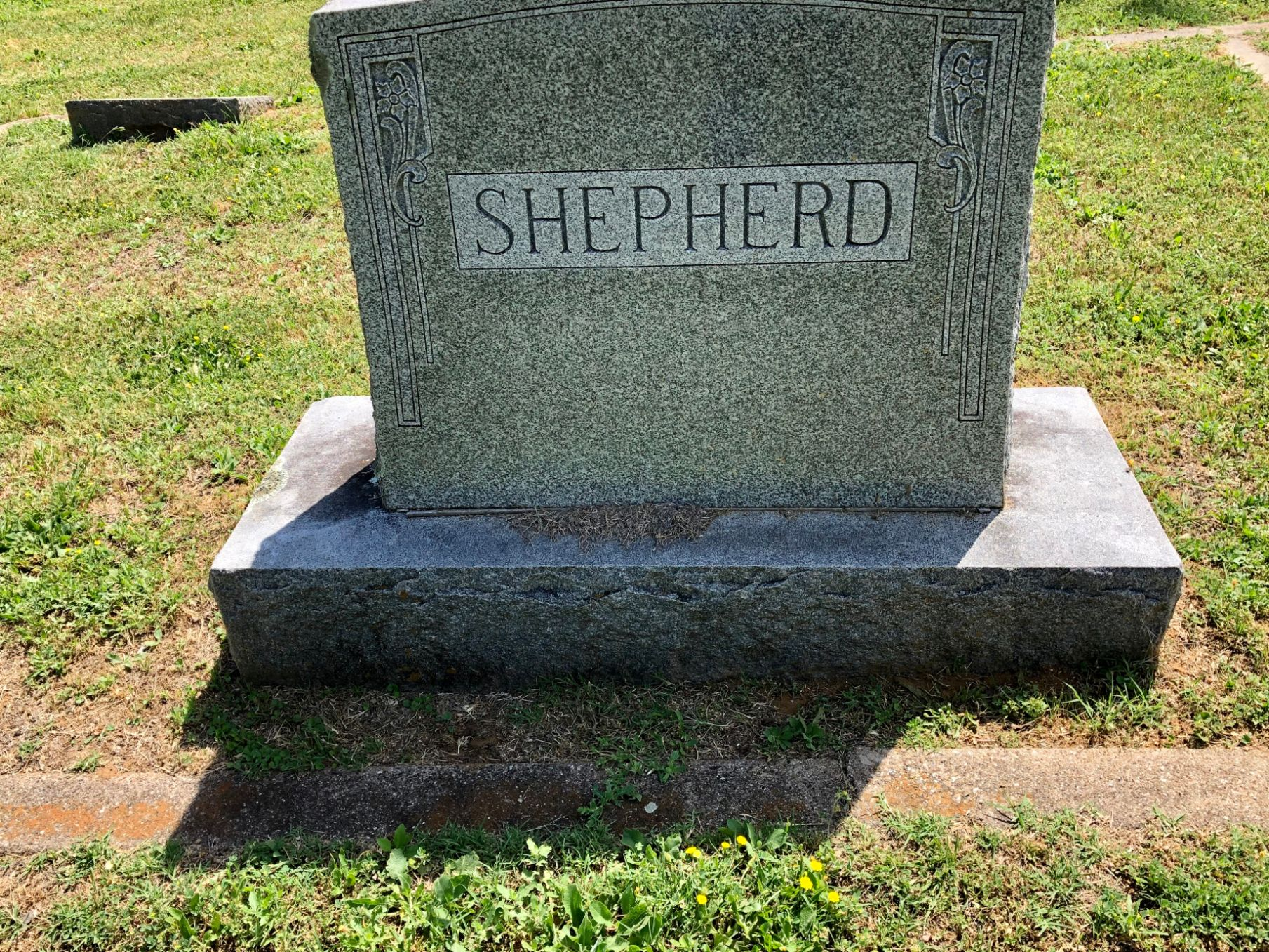 Shepherd Family Plot