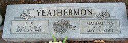 Yeathermon