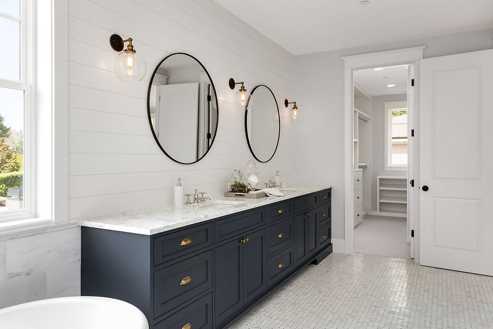 Sticks & Stones Bathroom Remodeling
