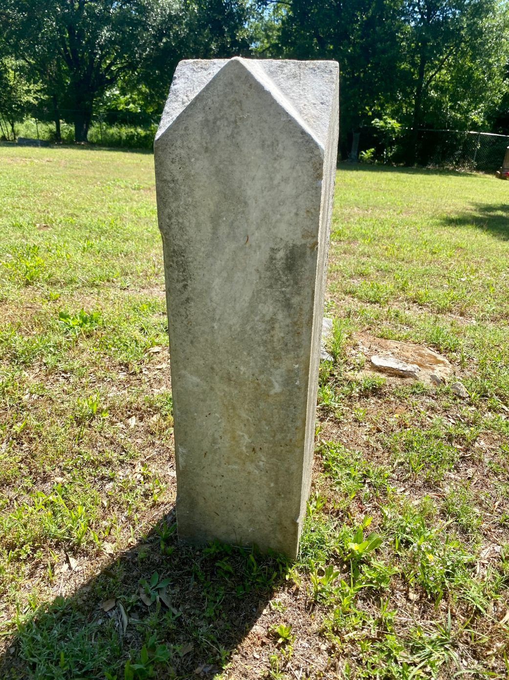 Unknown Grave 7