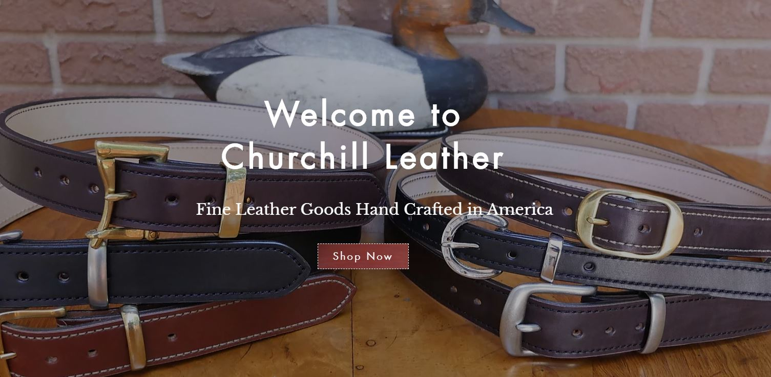 Churchill Leather