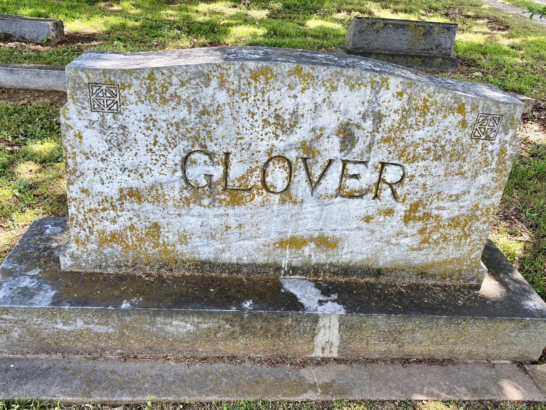 Glover Family Plot
