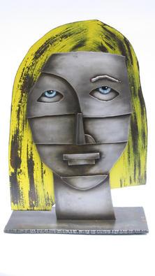 Blondie sculpture