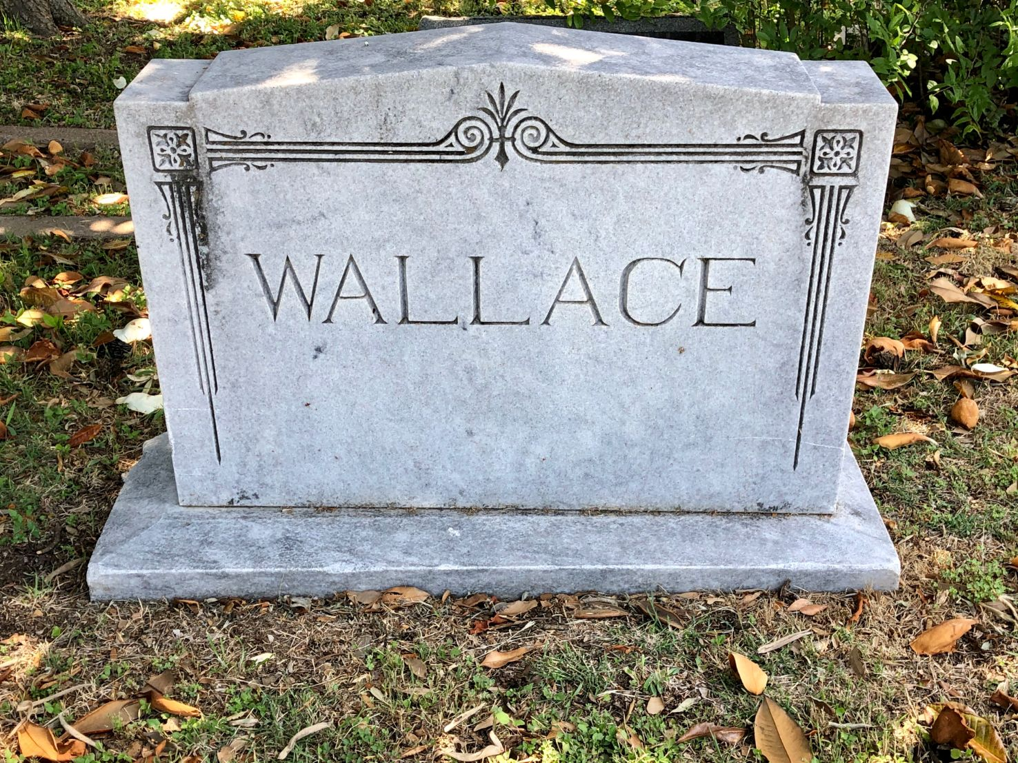 Wallace Family Plot