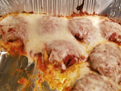 Eggplant Parmesan Like You Have Never Had Before!