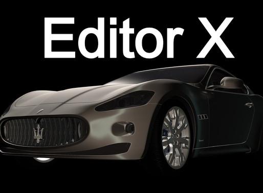 Wix Unveils Editor X
